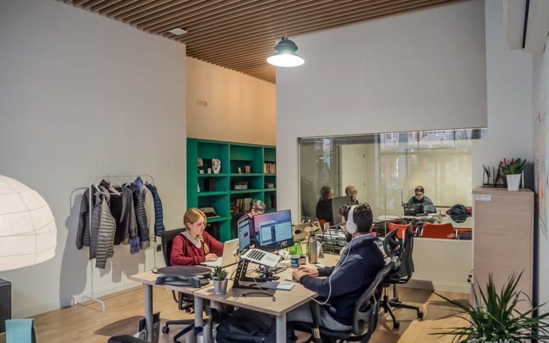 Espacio de coworking en Granada