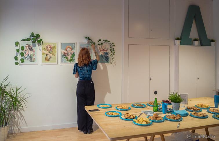 Tres formas en que el arte en el espacio de trabajo afecta nuestra productividad y bienestar
