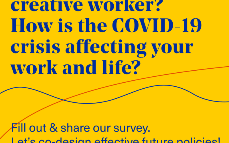 are you a creative o cultural worker?