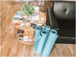 ANDA como estudio de yoga