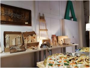 ANDA como galería de arte y exposiciones