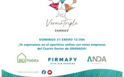 Vermut triple en Granada