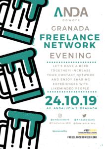 Granada Freelancer Network Evening