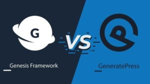 Genesis Framework vs GeneratePress Meetup