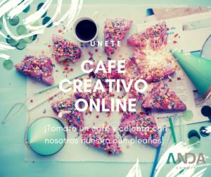 Café Creativo Online ANDA Cowork