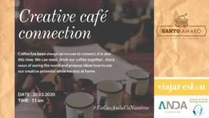 Creative Cafe Conection online